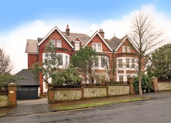Thumbnail 3 bed flat for sale in Bolsover Road, Eastbourne