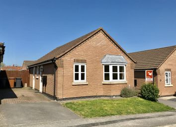 Thumbnail 2 bed detached bungalow for sale in Cowslip Drive, Melton Mowbray