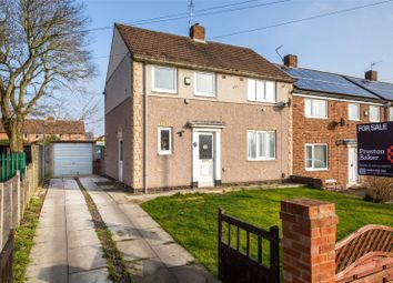 Thumbnail 3 bedroom end terrace house for sale in Barkston Avenue, York