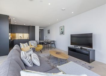 Thumbnail 2 bed flat to rent in Tidemill Square, London
