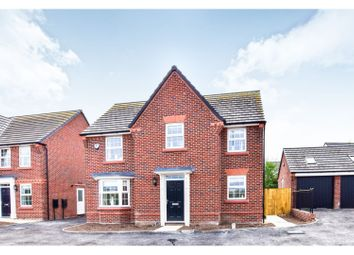 Thumbnail 4 bed detached house for sale in Maw Green Road, Crewe