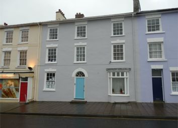 Thumbnail Commercial property for sale in 9 Bridge Street, Aberaeron, Ceredigion