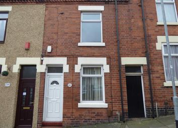 Thumbnail 2 bedroom terraced house to rent in Rose Street, Hanley, Stoke-On-Trent