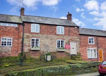 Thumbnail 3 bed cottage for sale in High Street, Tarvin, Chester
