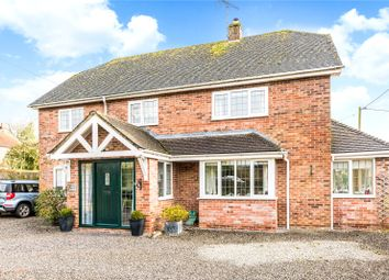 Thumbnail 3 bed detached house for sale in Mildenhall, Marlborough, Wiltshire