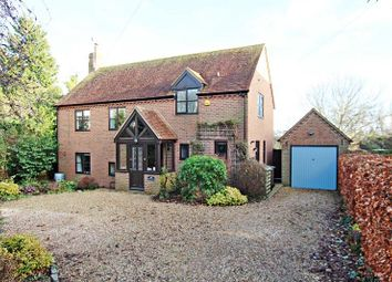 Thumbnail 4 bed detached house for sale in Chearsley Road, Long Crendon