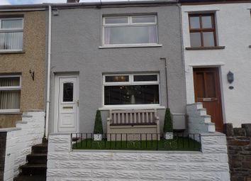 Thumbnail 3 bed terraced house for sale in Cerrig Llwydion, Pontrhydyfen, Port Talbot, Neath Port Talbot.