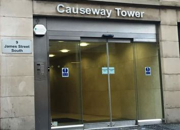 Thumbnail Office to let in 1 St Floor, Causeway Tower, James Street South, Belfast