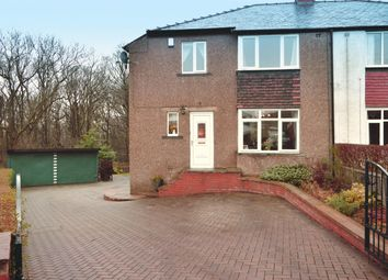 Thumbnail 3 bedroom semi-detached house for sale in Hazel Grove, Fixby, Huddersfield