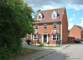 Thumbnail 5 bed detached house for sale in Chatsworth Avenue, Great Notley, Braintree, Essex