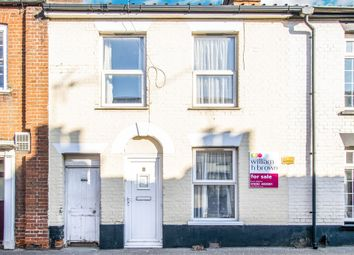 Thumbnail 3 bedroom end terrace house for sale in Aylsham Road, North Walsham