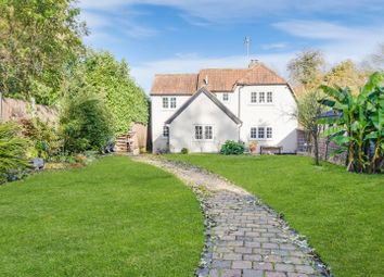 Thumbnail 4 bed detached house for sale in Porters Hall Road, Stebbing, Dunmow, Essex