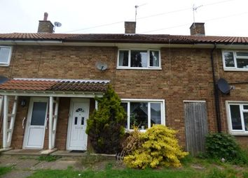 Thumbnail 2 bedroom terraced house for sale in Glebeland Road, Dallington, Northampton, Northamptonshire