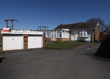 Thumbnail 2 bed bungalow for sale in Rookery Lane, Sutton-In-Ashfield, Nottinghamshire, Notts