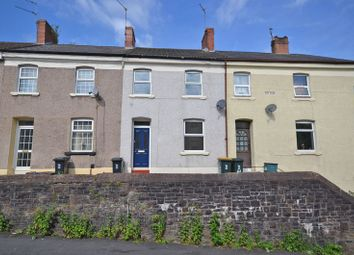 Thumbnail 2 bed terraced house for sale in Attractive, Spacious House, Dos Road, Newport