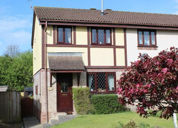 Thumbnail 3 bed end terrace house for sale in Longpark Way, St. Austell