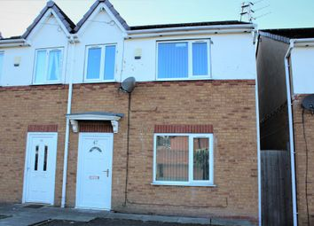 Thumbnail 3 bed semi-detached house to rent in Birbeck Road, Liverpool