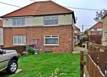 Thumbnail 2 bedroom semi-detached house for sale in Ocean View, Blackhall Colliery, Hartlepool