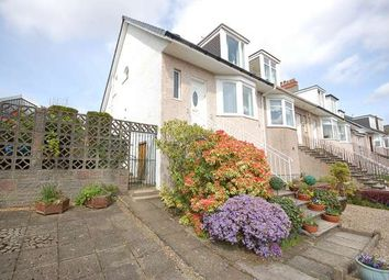 Thumbnail 2 bed end terrace house for sale in 39 Kingsdyke Avenue, Kings Park, Glasgow