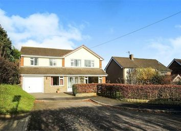 Thumbnail 5 bed detached house for sale in Buxton Road, Congleton, Cheshire