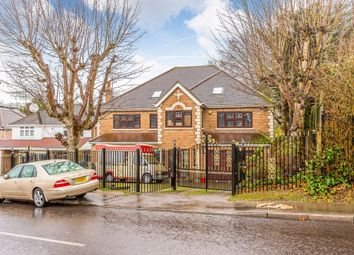 Thumbnail 7 bed detached house for sale in Tomswood Road, Chigwell