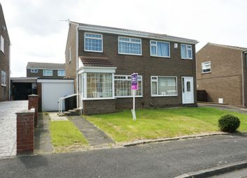 Thumbnail 2 bed semi-detached house for sale in Nimbus Close, Middlesbrough