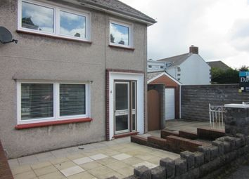 Thumbnail 3 bed semi-detached house to rent in New Road, Cockett, Swansea.