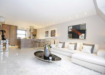 Thumbnail 3 bed flat to rent in Boydell Court, London
