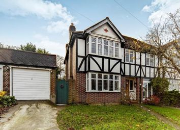 Thumbnail 3 bed semi-detached house for sale in The Woodfields, South Croydon
