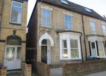 Thumbnail Studio for sale in Spring Bank West, Hull