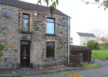 Thumbnail 2 bedroom end terrace house for sale in Wychtree Street, Morriston, Swansea.
