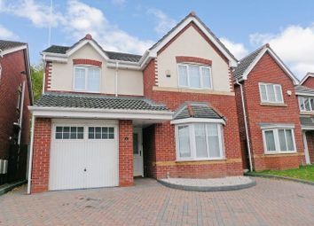 Thumbnail 4 bed detached house to rent in Tunstall Close, Bury