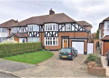 4 bed semi-detached house for sale in The Glebe, Old Malden, Worcester Park KT4