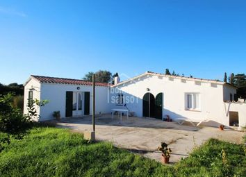 Thumbnail 4 bed villa for sale in La Argentina, Alaior, Balearic Islands, Spain