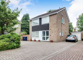 3 bed detached house for sale in Burnt Close, Eynesbury, St. Neots PE19
