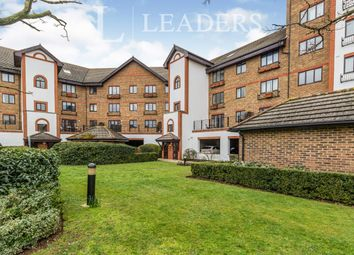 Thumbnail 2 bed flat to rent in Regents Court, Sopwith Way, Kingston Upon Thames