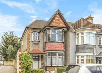 Thumbnail 3 bed end terrace house for sale in Cecil Avenue, Wembley