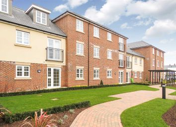 Thumbnail 2 bed flat for sale in The Willow, Parkland Place, Shortmead Street, Biggleswade