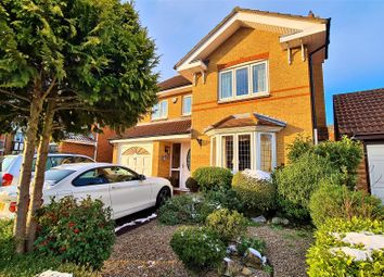Thumbnail 4 bed detached house for sale in Cunningham Drive, Wickford, Essex