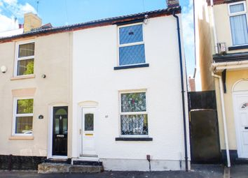 Thumbnail 2 bed end terrace house for sale in Vicarage Prospect, Dudley