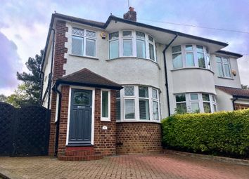 Thumbnail 3 bedroom semi-detached house to rent in Langley Gardens, Petts Wood, Orpington