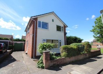Thumbnail 3 bed detached house for sale in Lodore Drive, Carlisle
