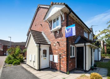 Thumbnail 2 bed flat to rent in Abbey Close, Croft, Warrington