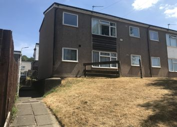 Thumbnail 2 bed flat for sale in West View, Taffs Well, Cardiff