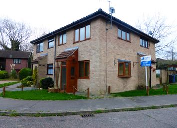 Thumbnail 1 bed semi-detached house for sale in Wentworth Way, Lowestoft