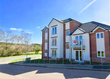 Thumbnail 2 bed flat to rent in Bracken Close, Hednesford, Cannock