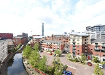Thumbnail 2 bed flat for sale in The Lock Building, 41 Whitworth Street West, Manchester