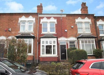 3 bed terraced house for sale in War Lane, Harborne, Birmingham B17
