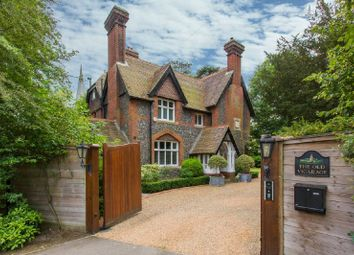 Thumbnail 5 bed detached house for sale in Langleybury, Kings Langley