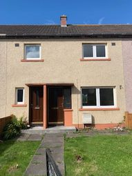 Thumbnail 3 bed terraced house to rent in Gaynor Avenue, Loanhead, Midlothian